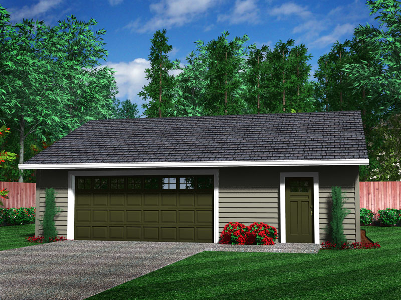 Free Home Plans 2 Car Garage Plan Townhomes