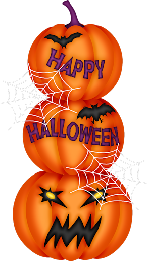 Halloween Pumpkin Clipart Oh My Fiesta In English