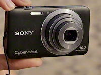 Sony Cyber-Shot DSC WX30 With 12 Megapiksel & Full HD Video Recording