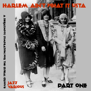 Harlem ain\'t what it usta,pts 1 & 2 - Various Artists