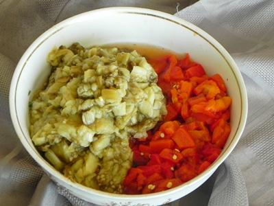 Тракийский салат