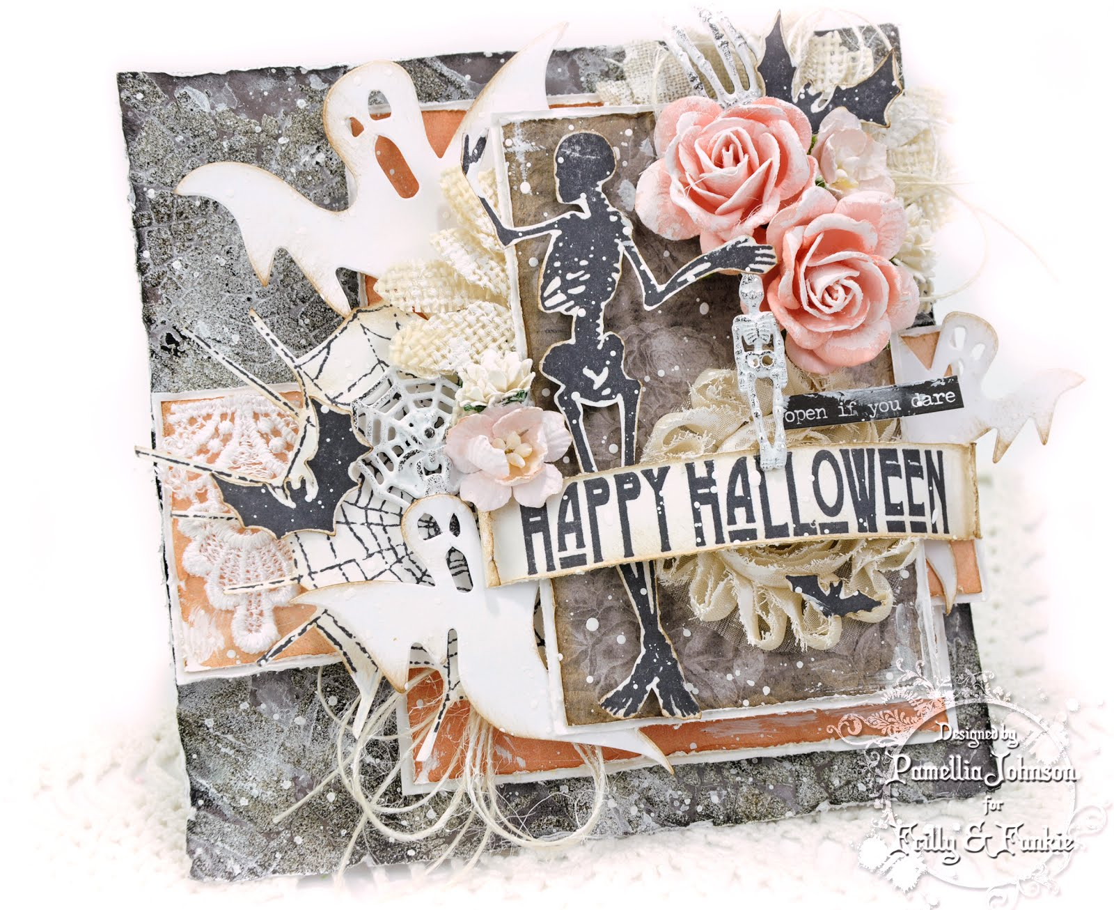 Frilly and Funkie - Vintage Halloween