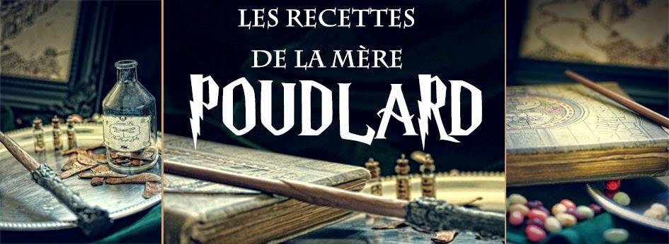 Les recettes de la mère Poudlard