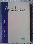 Agenda Literária de que participei em 2010