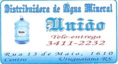 Distribuidora de Água União