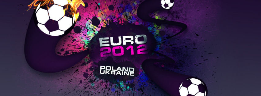 Poland Ukraine euro 2012 facebook cover