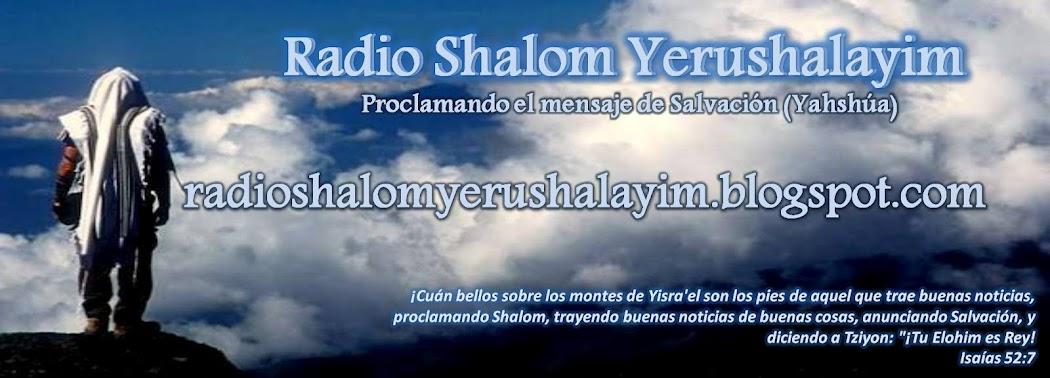 Radio Shalom Yerushalayim
