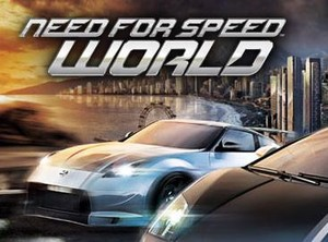 imagem jogo Need for Speed World logo