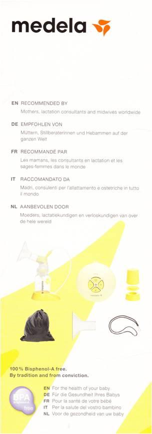 medela swing instruction manual