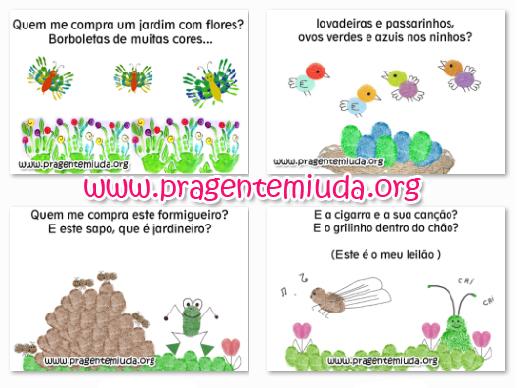 plano de aula para trabalhar primavera com educação infantil