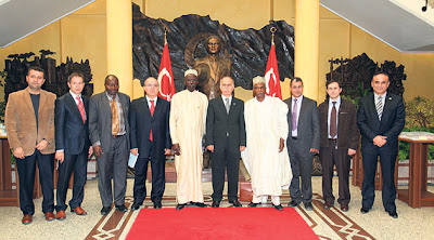 Cameroon Governor in Bursa