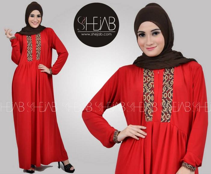 Contoh Foto Baju Muslim Modern Terbaru 2016 Foto Baju