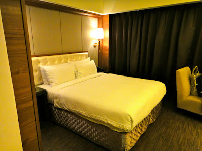 One Night Stay at J Hotel Kaohsiung Taiwan