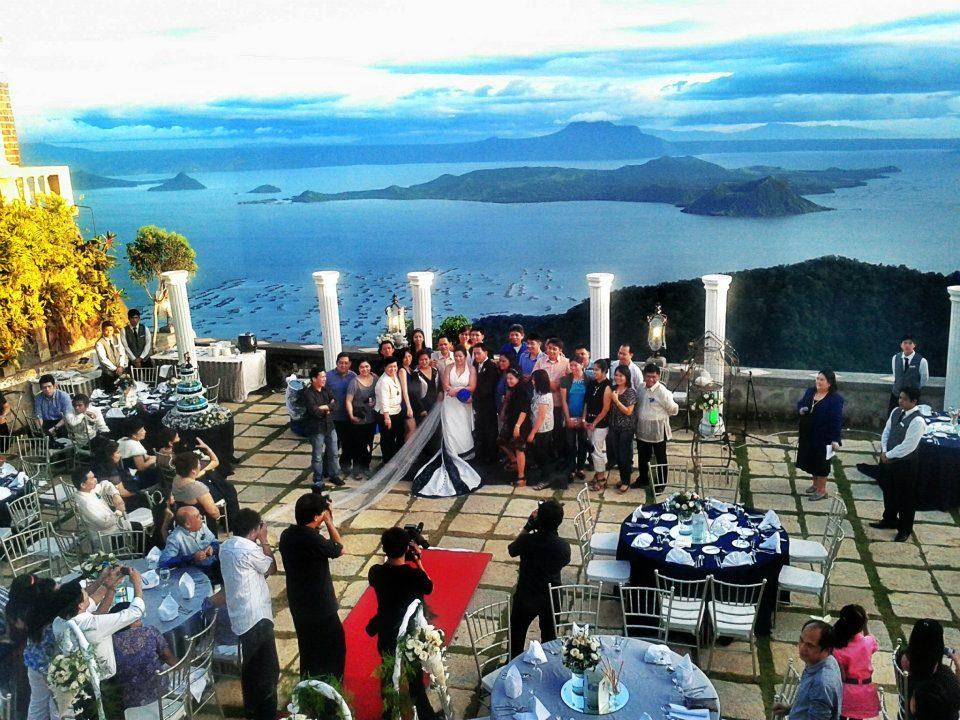Philippine Wedding Trends Hot Summer Wedding Ideas
