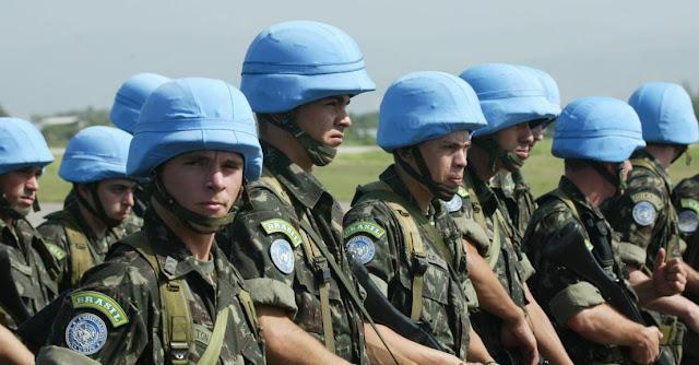 Cascos azules de la ONU y Derecho Internacional