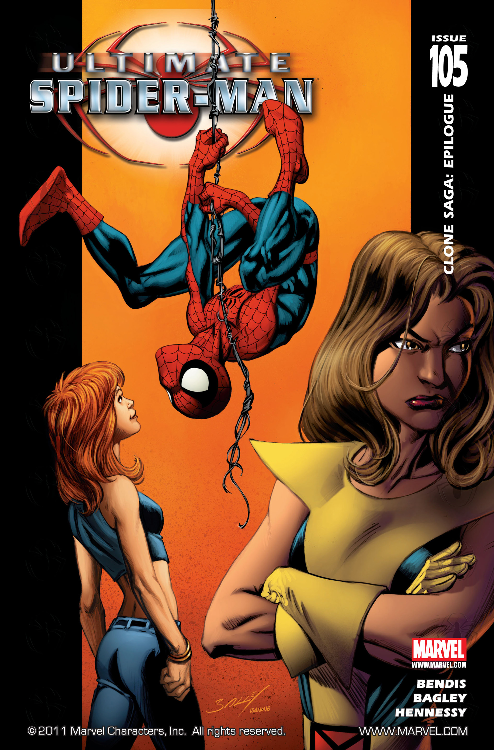 Ultimate Spider-Man (2000) issue 105 - Page 1