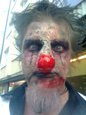 Clown/Zombie/Doctor. Ari Savonen.