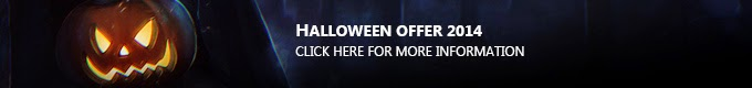 Alma House B&B Halloween Offer 2014