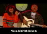 lirik lagu chord kunci gitar Asal Usul - Doel Sumbang