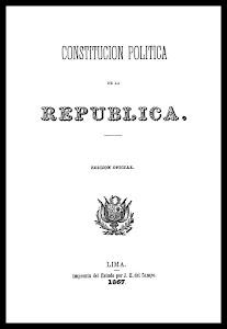 Constitución Política de la República 1867