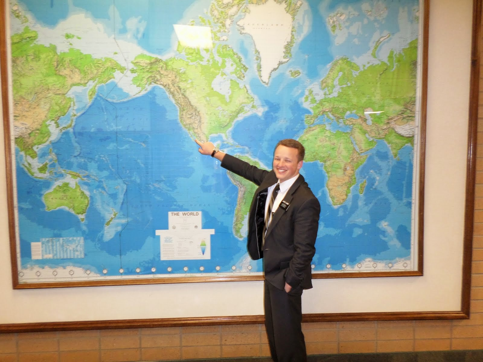 Elder Jake Latimer