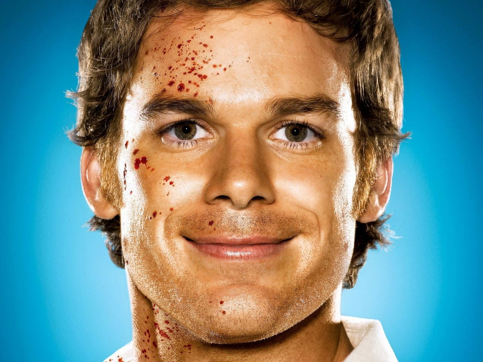 Dexter, serial killer sympa