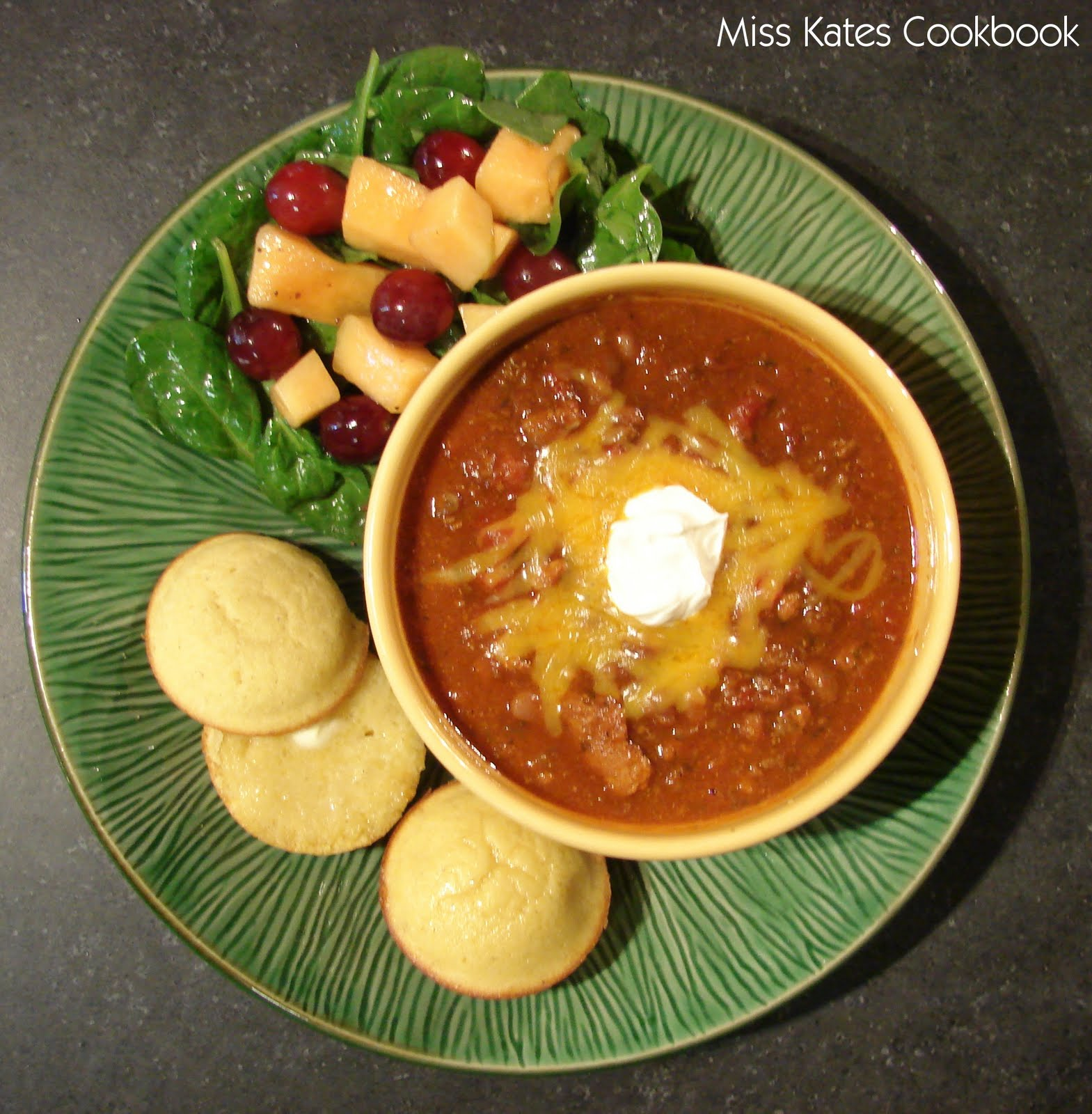 Miss Kate's Cookbook: Boilermaker Tailgate Chili