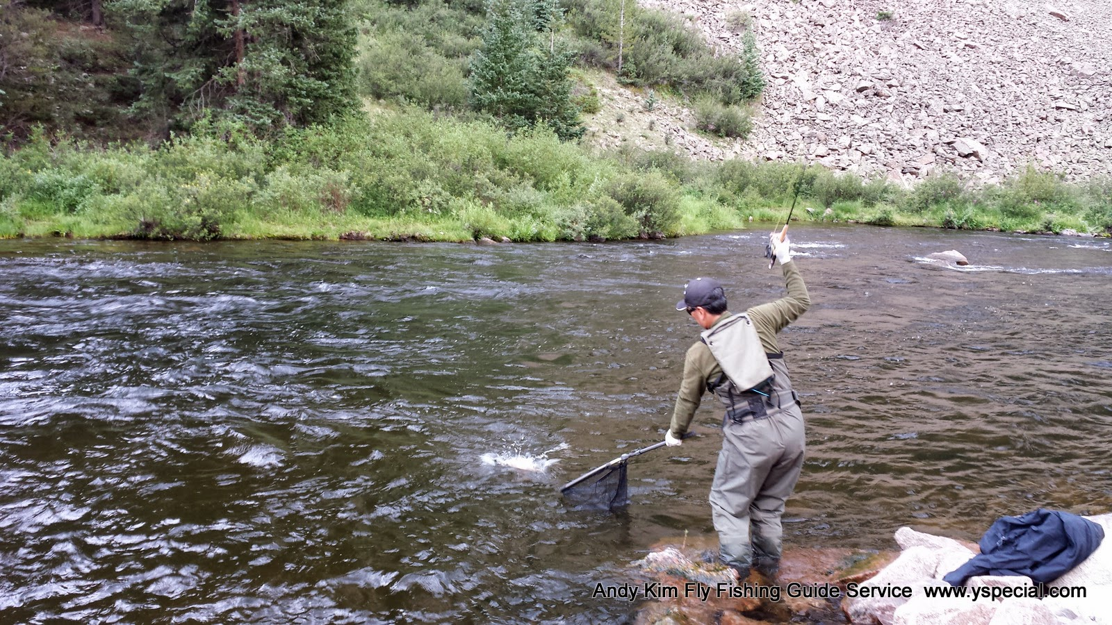 Fly fishing and textures of life for Taylor fly fishing