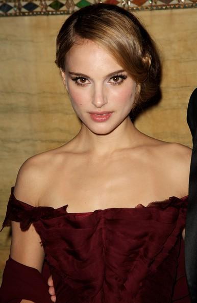 Natalie Portman hair