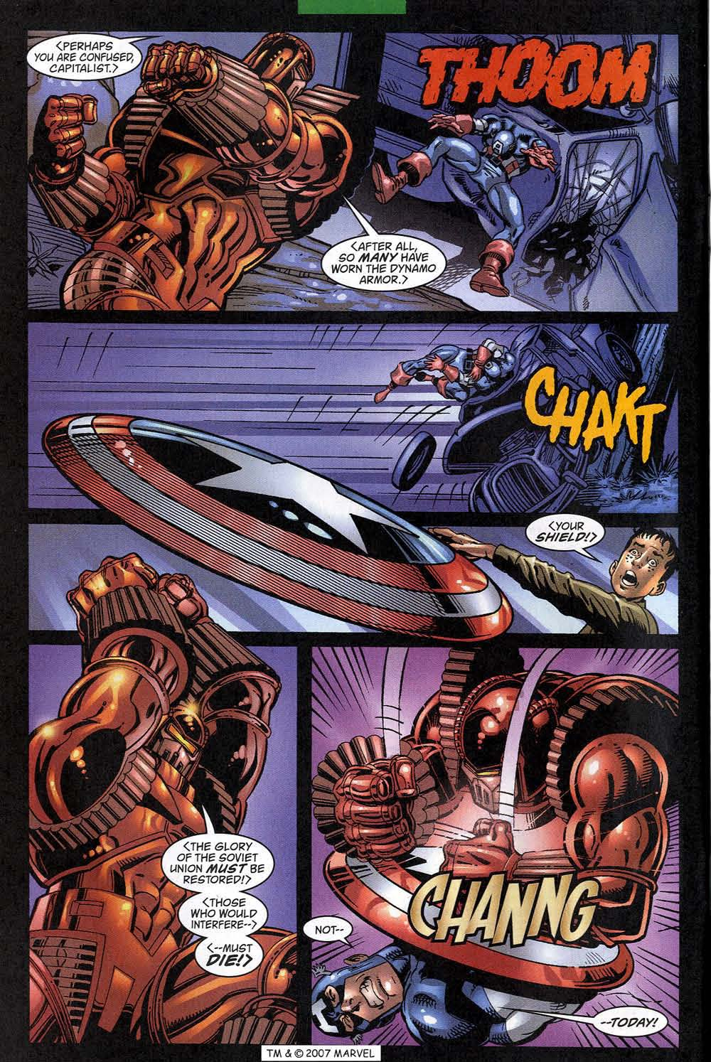 Captain America (1998) Issue #42 #49 - English 24