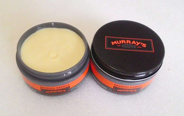 Grandpa Harry's Total Control Hair Paste