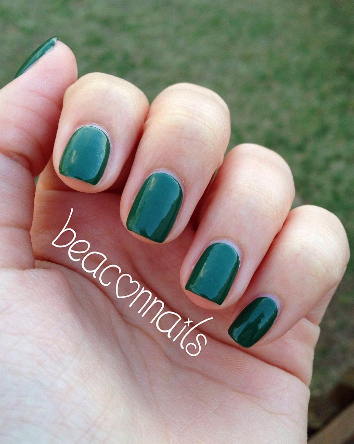 Beacon Nails: Marc Jacobs - #154 Jungle {Limited Edition}