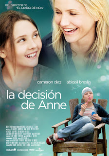 Carátula de la decisión de Anne
