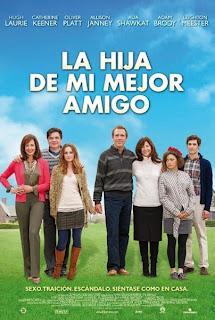 La Hija de mi Mejor Amigo [2012] [NTSC/DVDR] Ingles, Subtitulos Español Latino