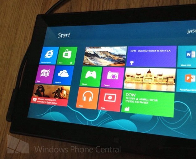 Nokia Windows RT  prototype tablet images,specs and price
