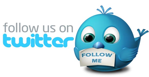 Twitter Follow Me Badge එක ඔයාලගේ Blog එකට එකතු කරගන්න