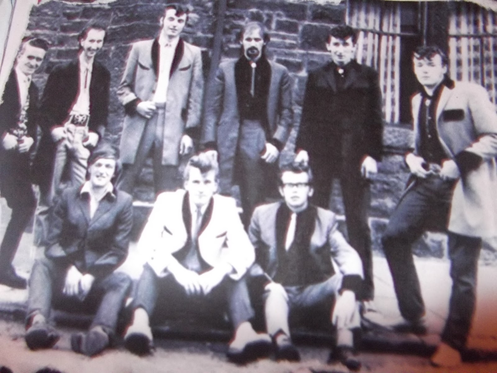 THE CENTRE FRONT- By A4: TEDDY BOYS