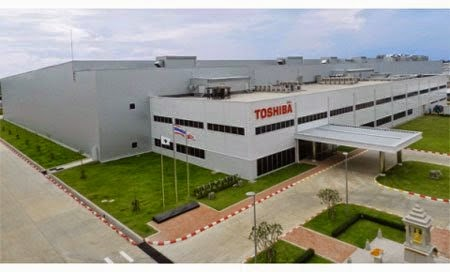 Lowongan Kerja PT. Toshiba Consumer Products Indonesia