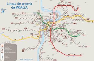 TRAMVIA - PRAGA