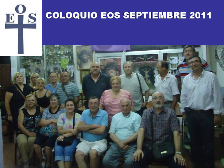 COLOQUIO INICIO DE CURSO 2011-2012