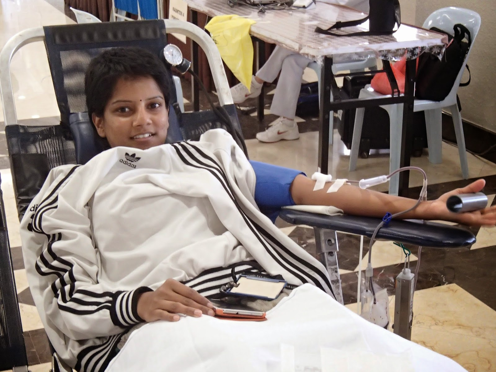 The Kuala Lumpur Bar Blog | Beta: Annual Blood Donation ...