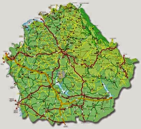 Rutas BTT por la provincia de Cuenca