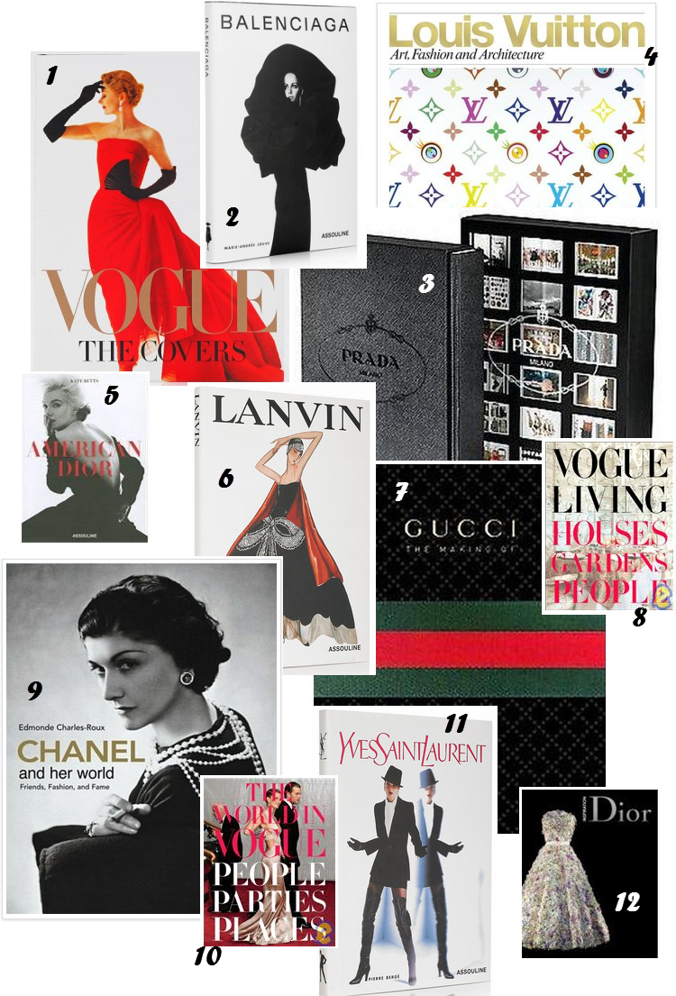Pencil Skirts Lattes Holiday Gift Guide Fashion Books