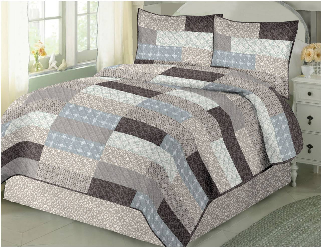 Harlem Lovebirds: Robin Wilson Home Quilts Now At Kohl\'s