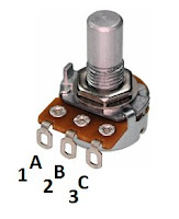 potentiometer a b c 1 2 3