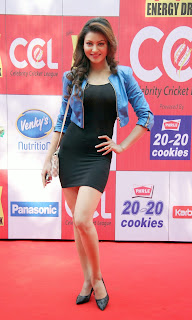 Celebrities Pictures at CCL Season 5 Mumbai Heroes Vs Veer Marathi Match CCL5  9.JPG