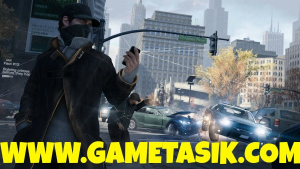 Game Terbaru 2014 - Watch Dogs
