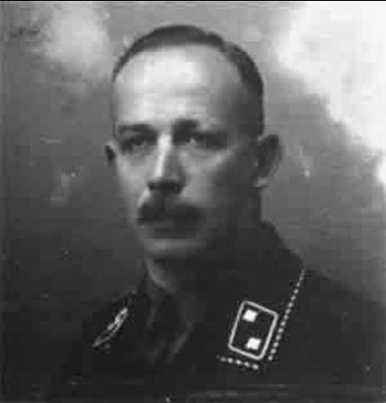Karl Jaeger Einsatzgruppen Nazi exterminators