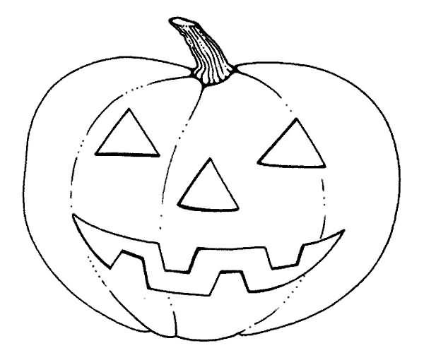 La guarde de marimi calabaza de halloween - Calabazas halloween para imprimir ...