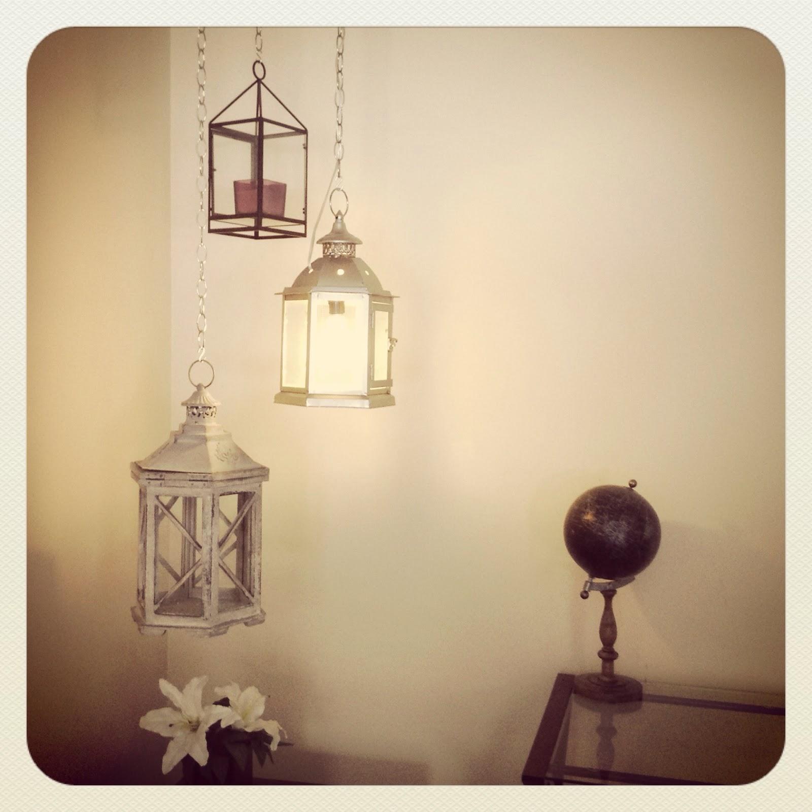 M4rilynJ0y: DIY Hanging Pendant Lamp